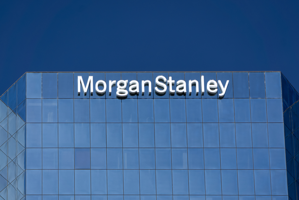 "Morgan Stanley/<span class=""caps"">UBS</span> Merger ""Conversations"""